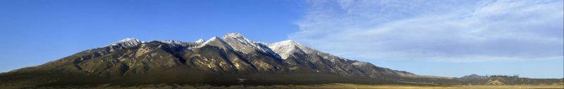 Mt. Blanca, Southwest Perspective
