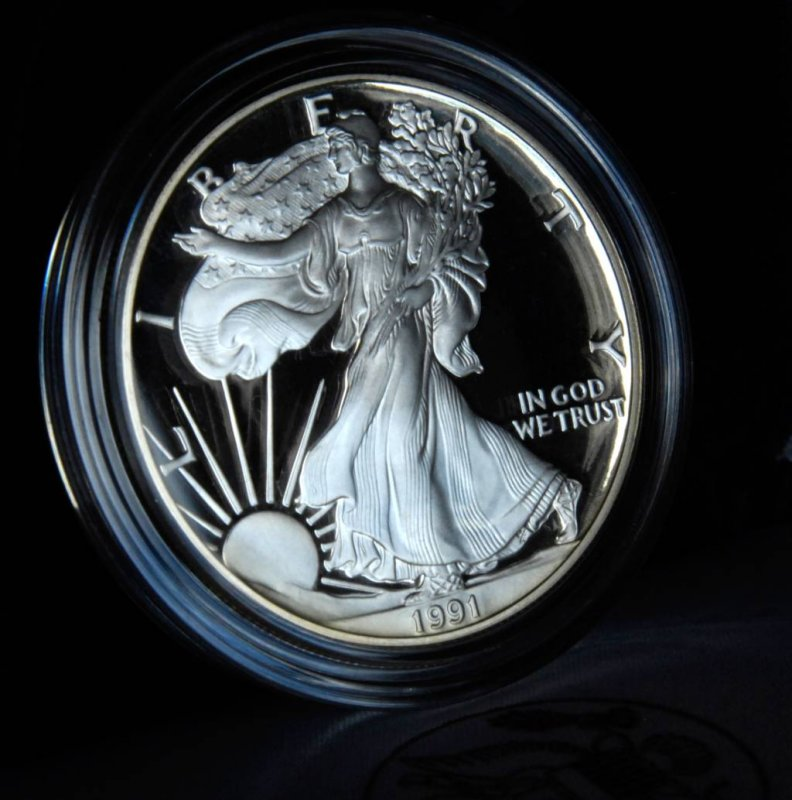 Silver Eagle Proof