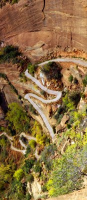 The Lower Trail to Angels Landing