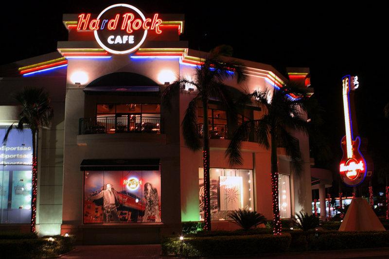 Saipan Hard Rock Cafe