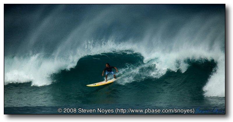 Surfs up dude : North Shore : Oahu Hawaii