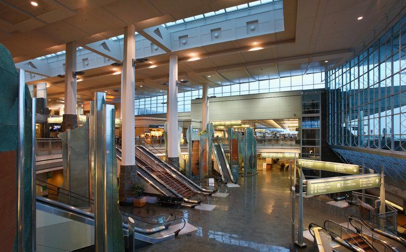 5-6-09 Airport Lobby