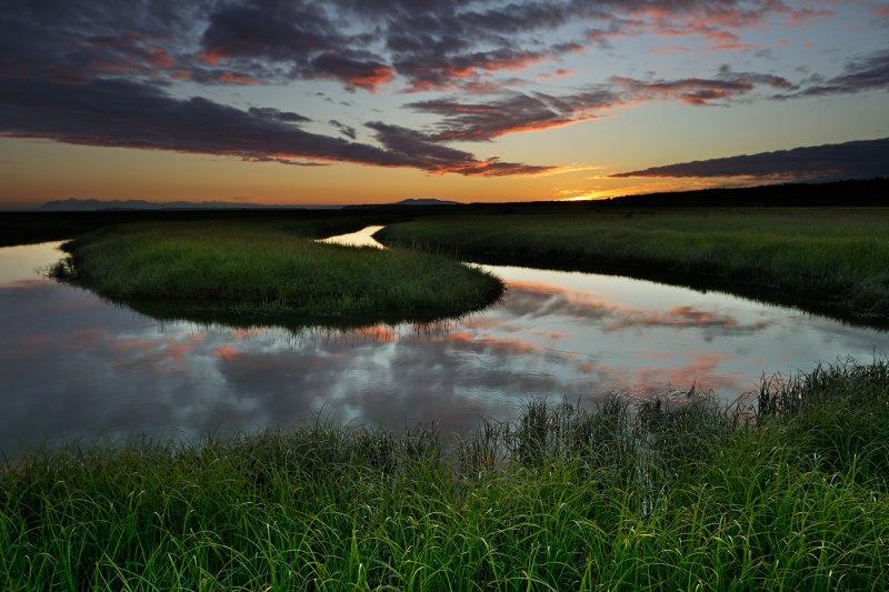 6-30-10 Rabbit Creek Sunset
