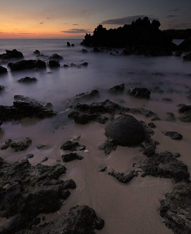 10-12-10 Sunset Waialea Beach_17mm