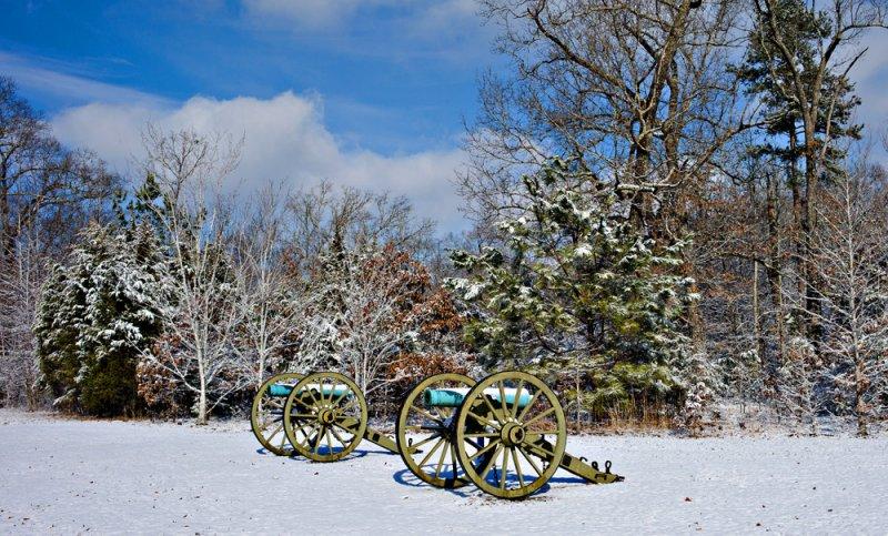Winter Scene, Shiloh