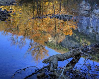 Fall Color at Big Bluff