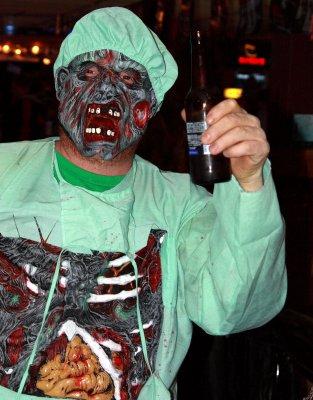 Halloween at Buxton Tavern