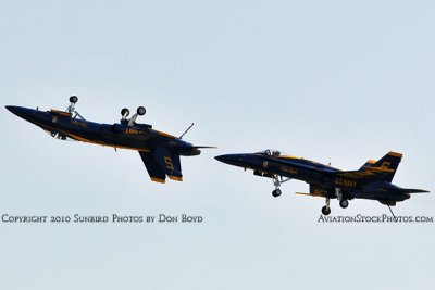 The Blue Angels at Wings Over Homestead practice air show at Homestead Air Reserve Base aviation stock photo #6252