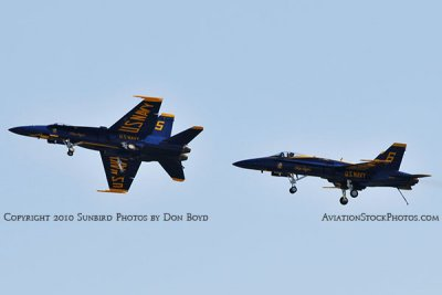 The Blue Angels at Wings Over Homestead practice air show at Homestead Air Reserve Base aviation stock photo #6253