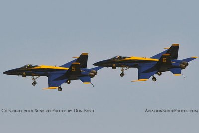 The Blue Angels at Wings Over Homestead practice air show at Homestead Air Reserve Base aviation stock photo #6255