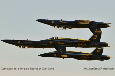 The Blue Angels at Wings Over Homestead practice air show at Homestead Air Reserve Base aviation stock photo #6265
