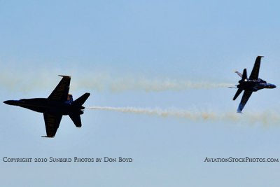 The Blue Angels at Wings Over Homestead practice air show at Homestead Air Reserve Base aviation stock photo #6266
