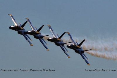 The Blue Angels at Wings Over Homestead practice air show at Homestead Air Reserve Base aviation stock photo #6271