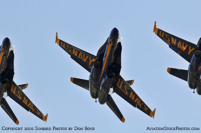 The Blue Angels at Wings Over Homestead practice air show at Homestead Air Reserve Base aviation stock photo #6276