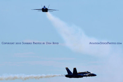 The Blue Angels at Wings Over Homestead practice air show at Homestead Air Reserve Base aviation stock photo #6302
