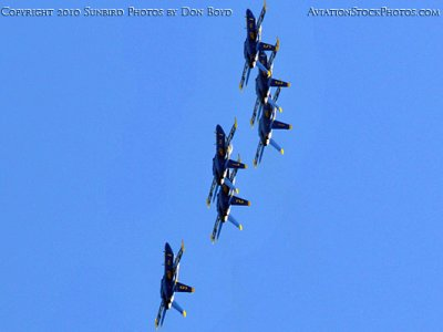 The Blue Angels at Wings Over Homestead practice air show at Homestead Air Reserve Base aviation stock photo #6324