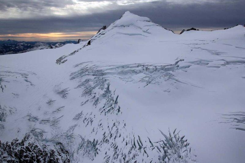 Eldorado, NE Face & Inspiration Glacier <br> (Eldorado101108-_30_1.jpg)