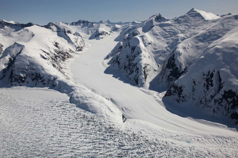 South Sawyer Glacier, View S <br> (StikinePM042909--_067.jpg)