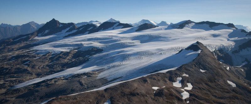 Pivot Peak & The Pivot Glacier <br> (Pivot_092712_001-8.jpg)