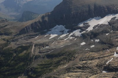 Blackfoot Glacier East Segment <br> (GlacierNP090109-_622.jpg)