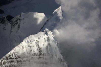 Robson:  Summit Detail, View NE <br> (Robson051508-_702.jpg)