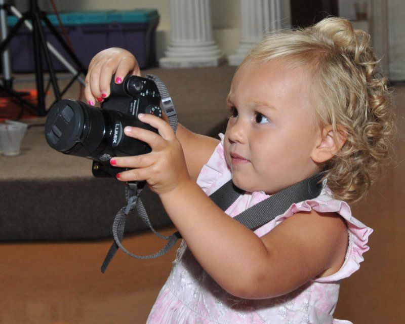 The Youngest Photographer