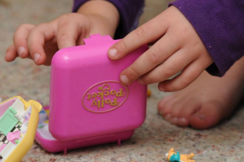 Little Toys for Little Fingers