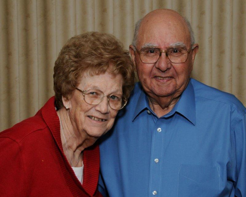 Vern & Betty