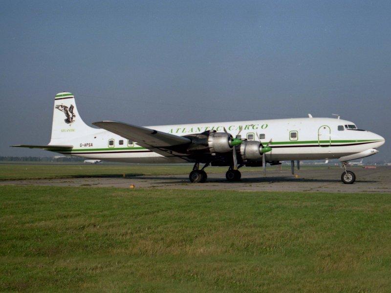 DC6  G-APSA