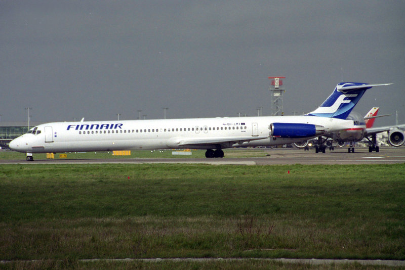 MD82 OH-LMX