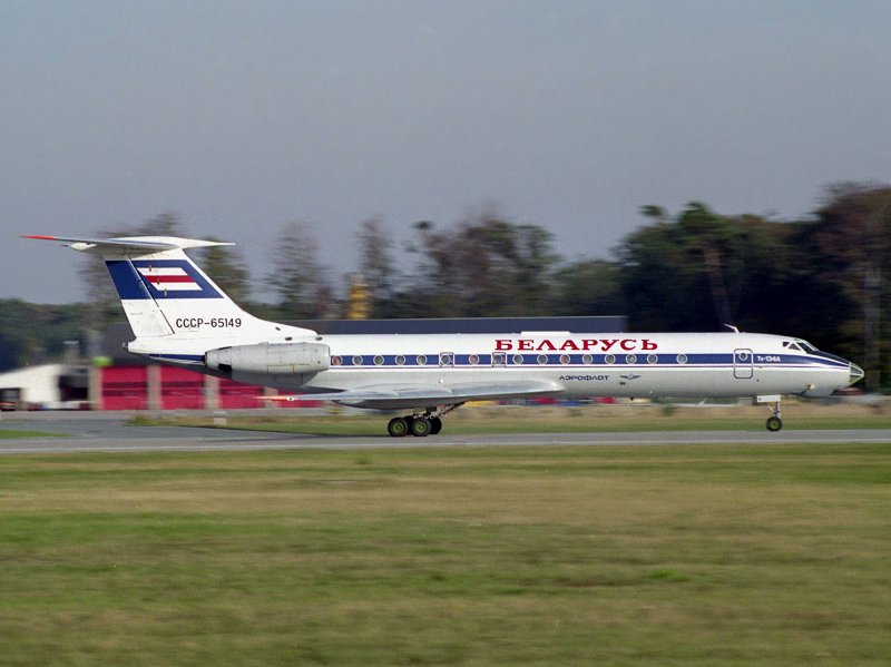 TU-134A  CCCP-65149