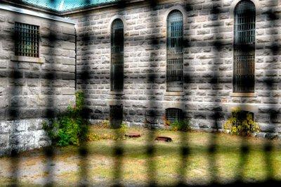 Vieux  pen   ---- 1873 ----  old  jail