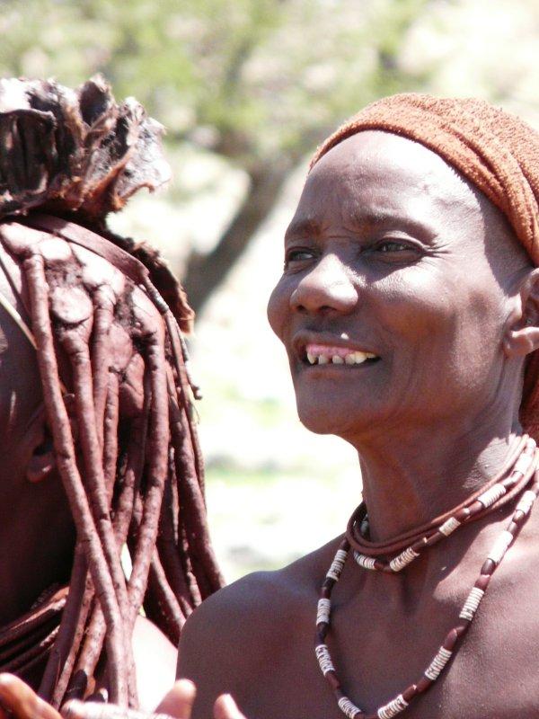 Himba boss