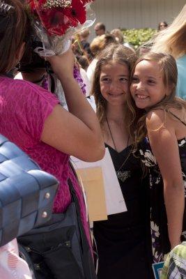 Madi and Elana take a Pic