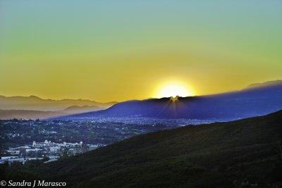 SunRise in De Luz