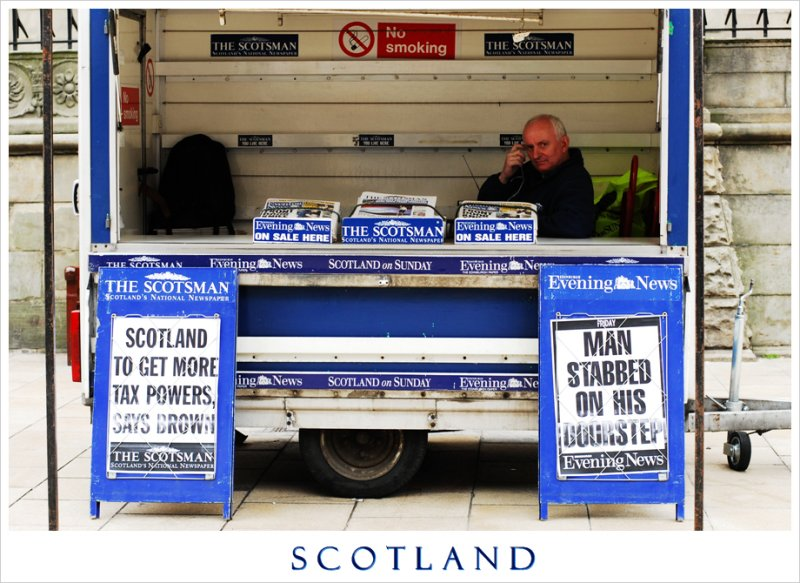 Scotsman on Sale