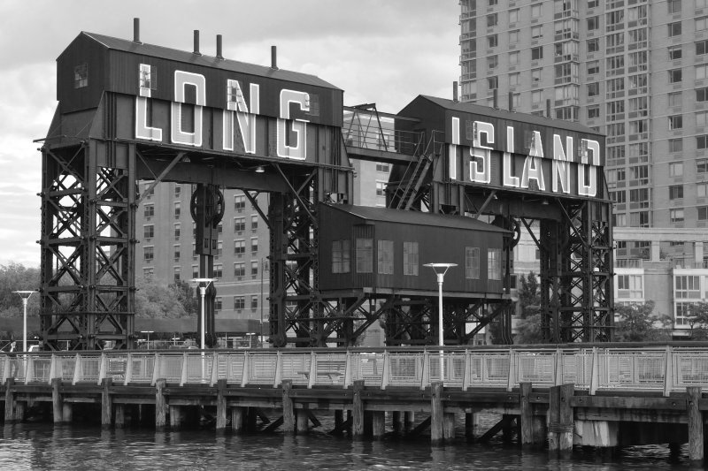 Gantry Plaza State Park, Long Island City