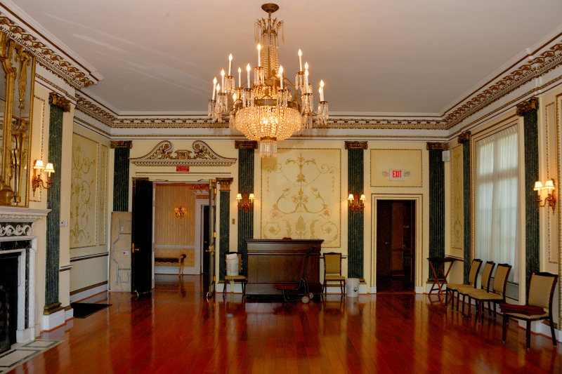 de Seversky Center, Old Westbury