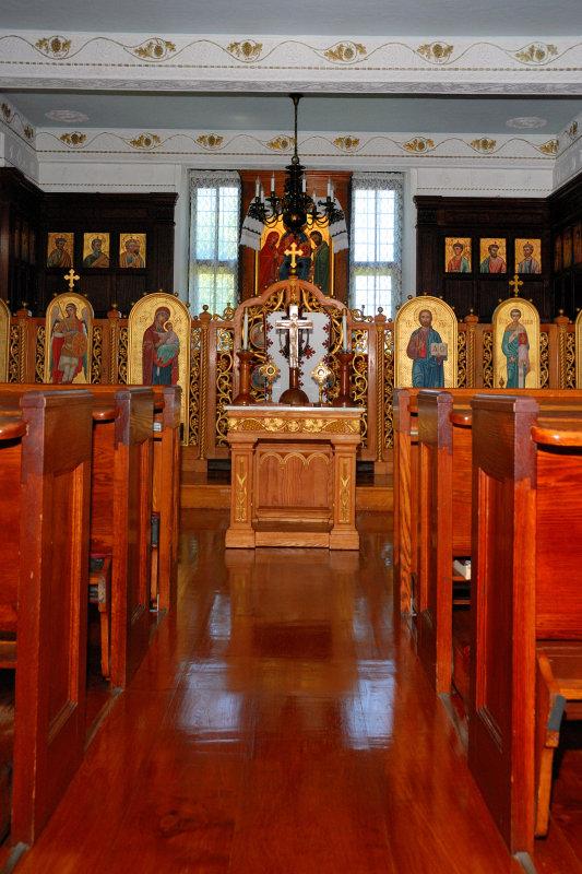 St. Josephats Monastery, Lattingtown