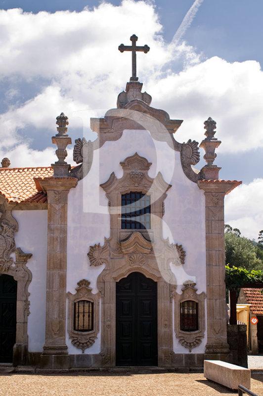 Capela da Casa de Prazias (Imóvel de Interesse Público)
