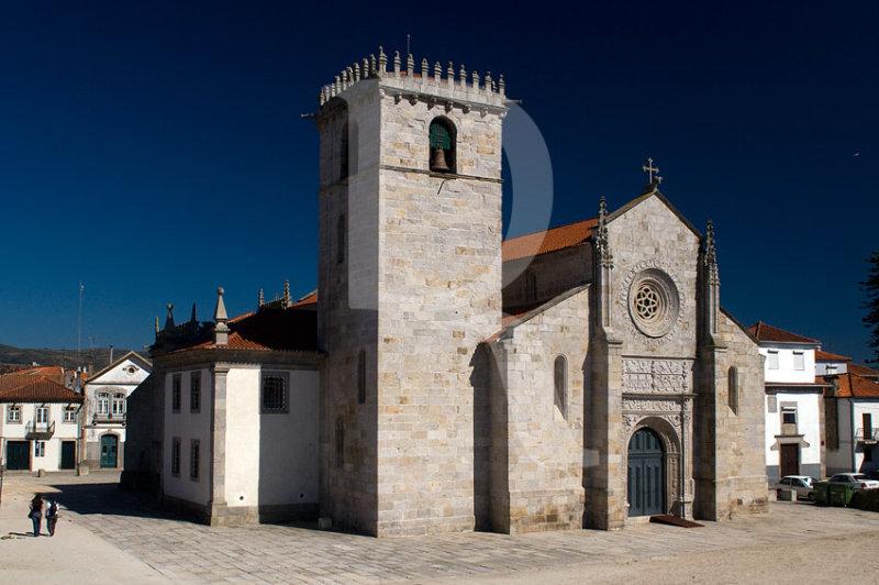 Igreja Matriz de Caminha (Monumento Nacional)