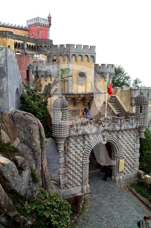 The National Palace of Pena