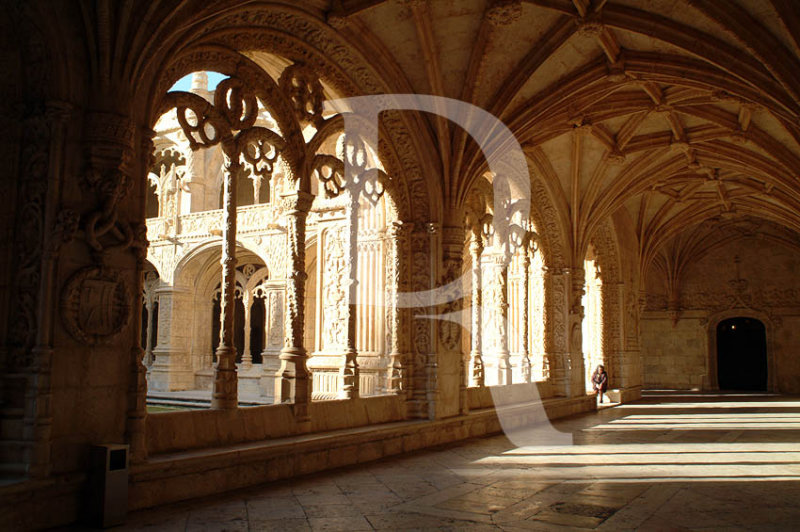 Claustros do Mosteiro dos Jeronimos