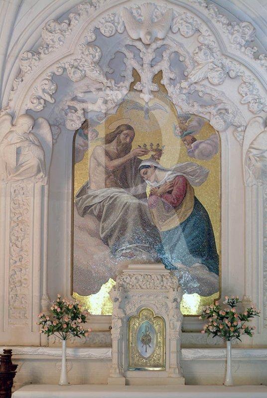 A Coroação de Maria