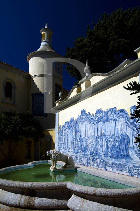 Palácio dos Condes de Castro Guimarães