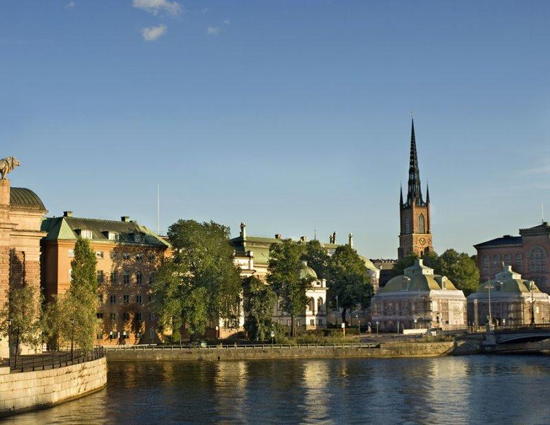 Stockholm Harbor 2