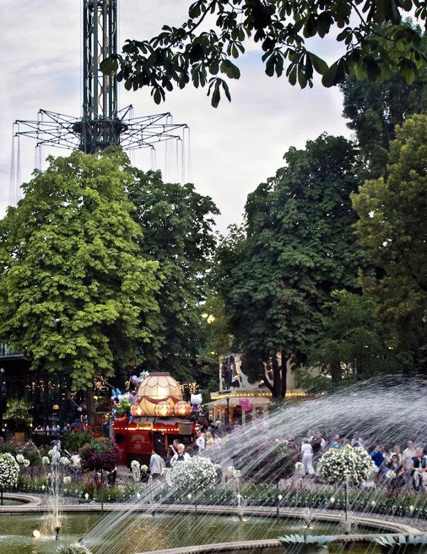 Tivoli Gardens 2 Copenhagen