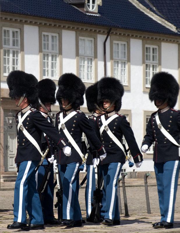 Copenhagen Castle Guard