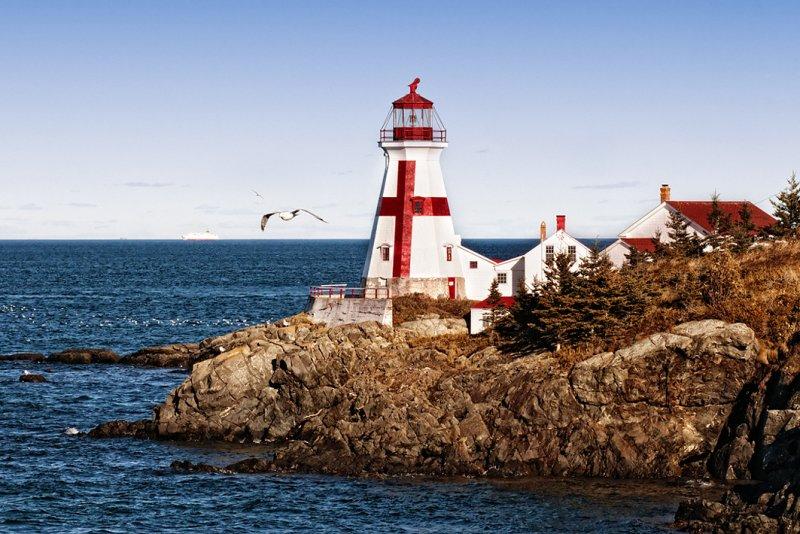 East Quoddy Lighthouse, Campobello Island