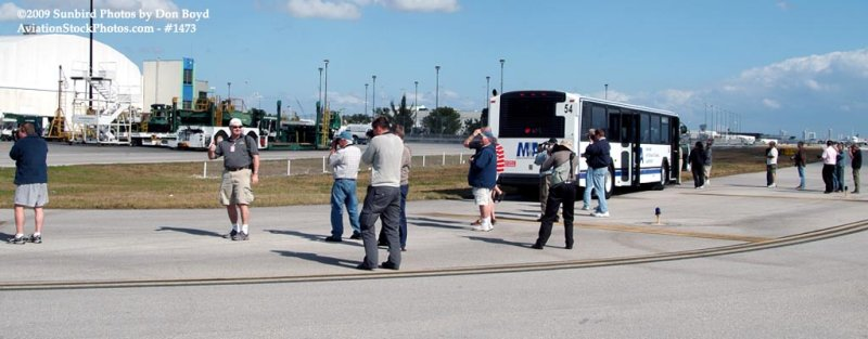 2009 - the annual photographers tour at Miami International Airport, photo #1473